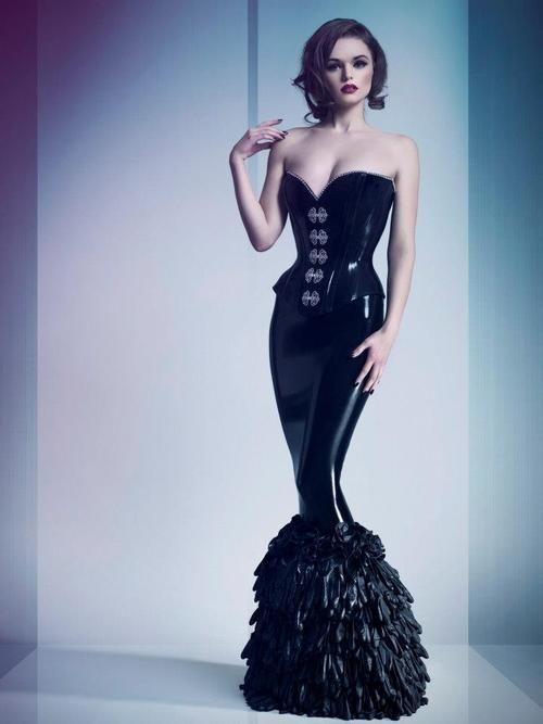 Latex Formal Dresses – Fashion design images
