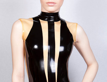 Clear Latex Bodysuit Featured Jpg