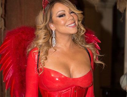 Mariah Carey Latex Dress Halloween Featured Jpg