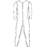mens Mens catsuit pattern