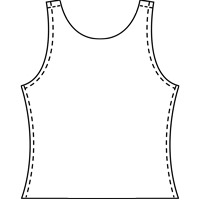 mens tank top pattern