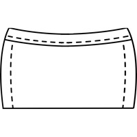 womens mini skirt pattern