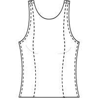 womens tank top pattern