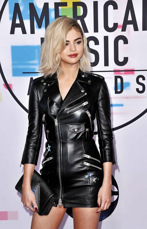 Zippers galore jacket dress
