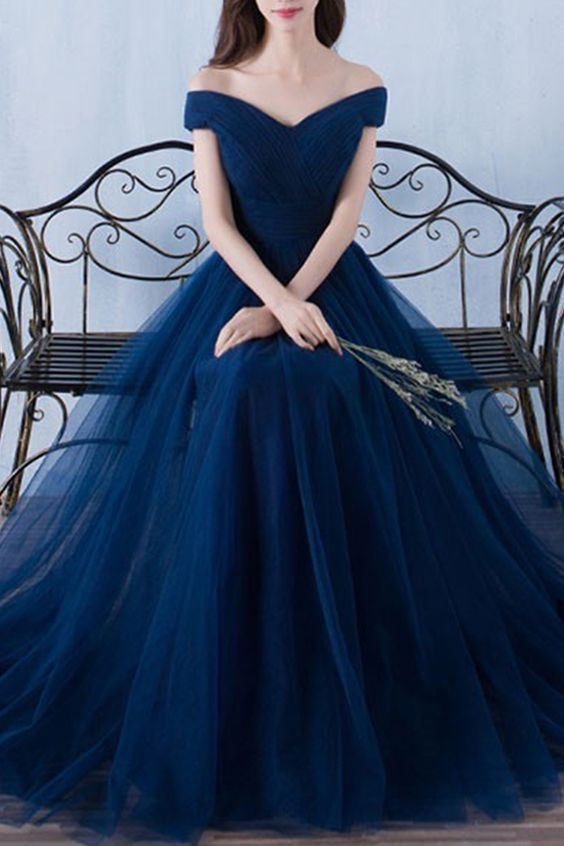 blue tulle for gown.jpg