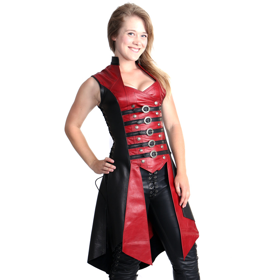 Faux leather for cosplay