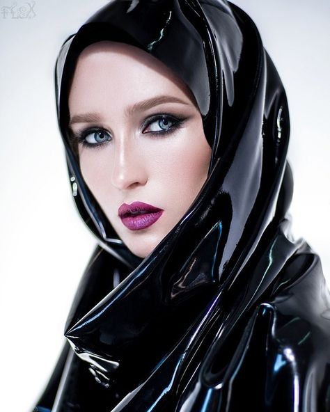 Latex for hijab