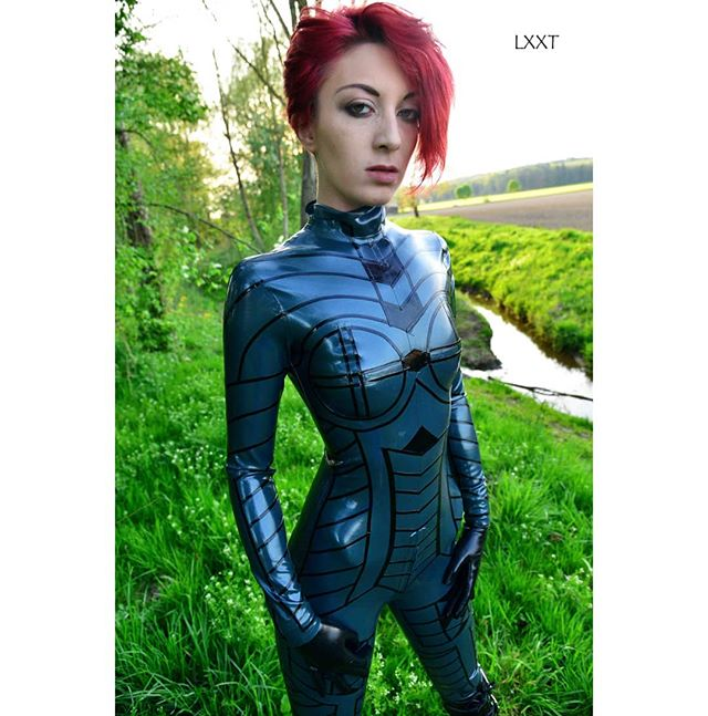 Latex for cosplay