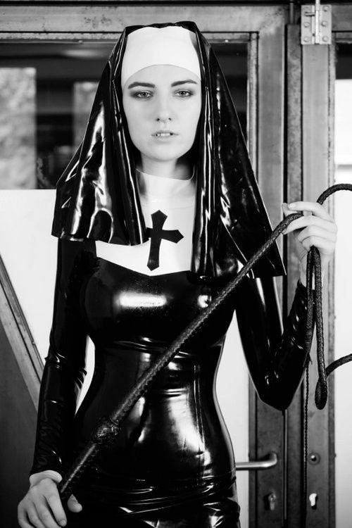 Latex Nun.