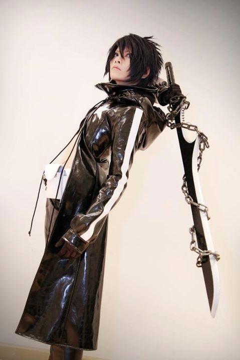 Black Rock Shooter costume