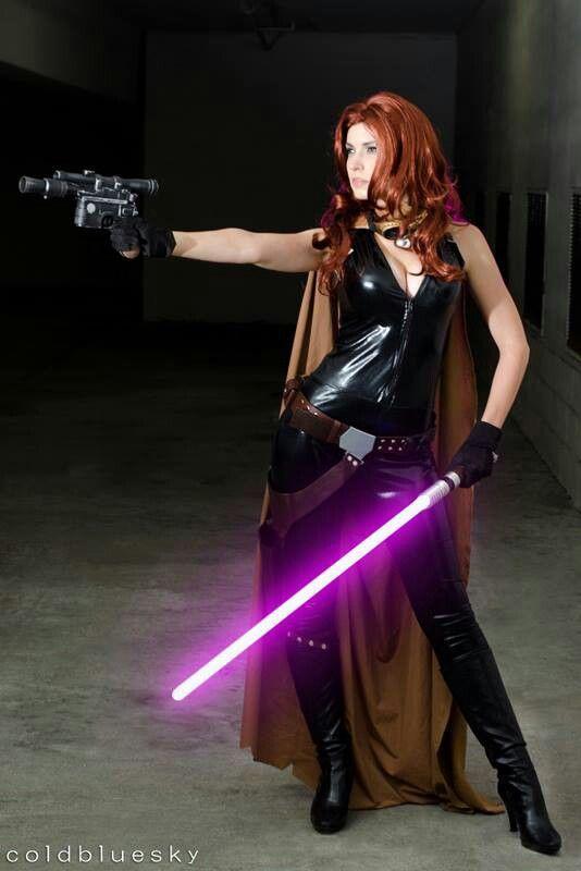 Star wars heroine