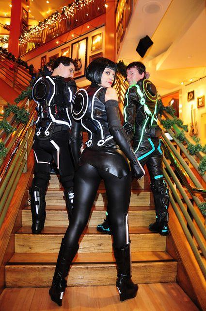 Tron Halloween costumes