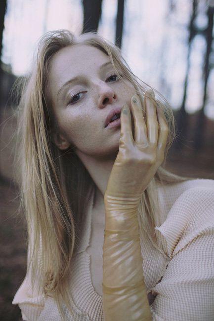 Scarlett johansson latex