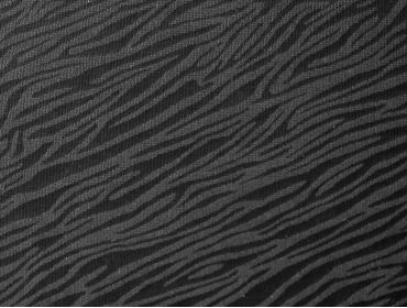 zebra pattern stretch spandex fabric