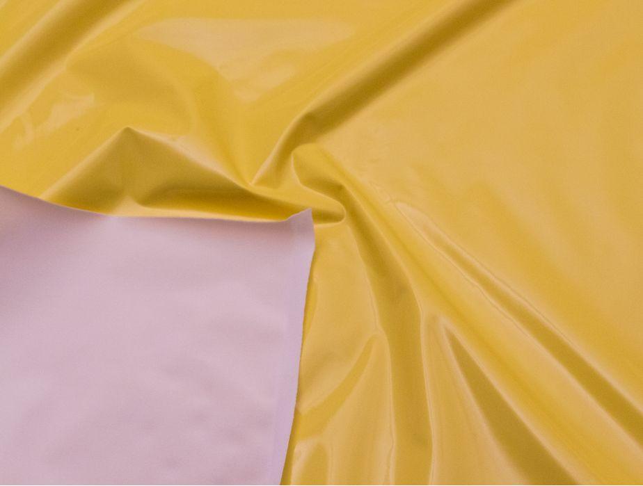 Yellow Vinyl Fabric
