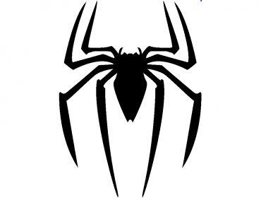 spiderman cosplay logo applique