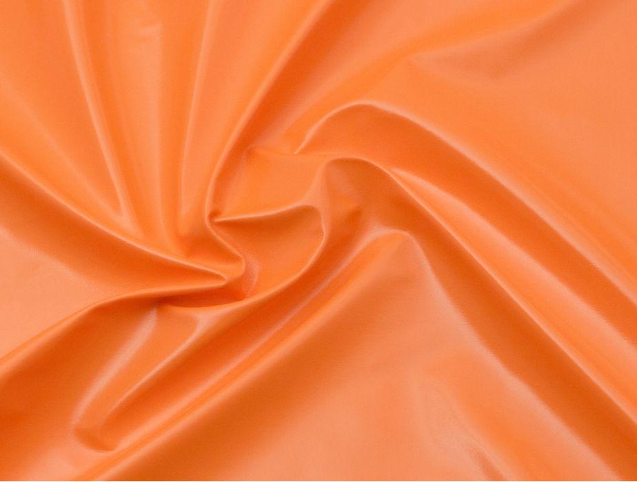 Orange Vinyl Fabric