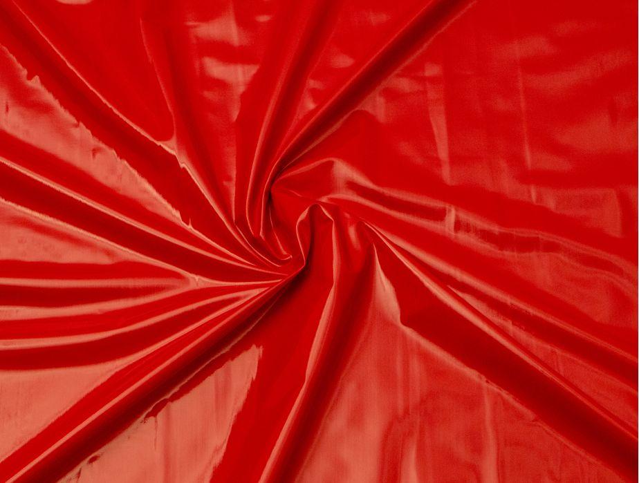 Mjtrends Red Vinyl Fabric