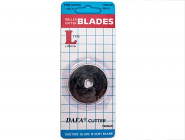 45mm rotary cutting blade.