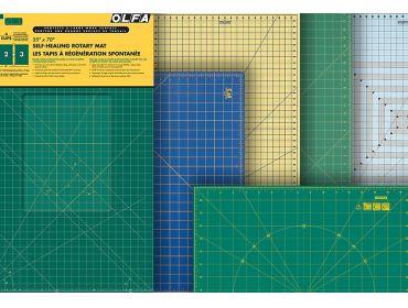 36x24 inch self healing cutting mat.