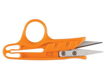 Fiskars shortcut snips thread scissors.