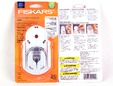 Fiskars 45mm blade no-hands change tool and 5-pack of blades. thumbnail image.