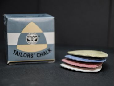 Tailors chalk 4 pack