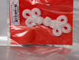 Oriental 3 knot frog clasp for cheongsams, dresses, etc. thumbnail image.