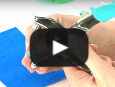 Video showcasing how to use the dritz eyelet pliers.