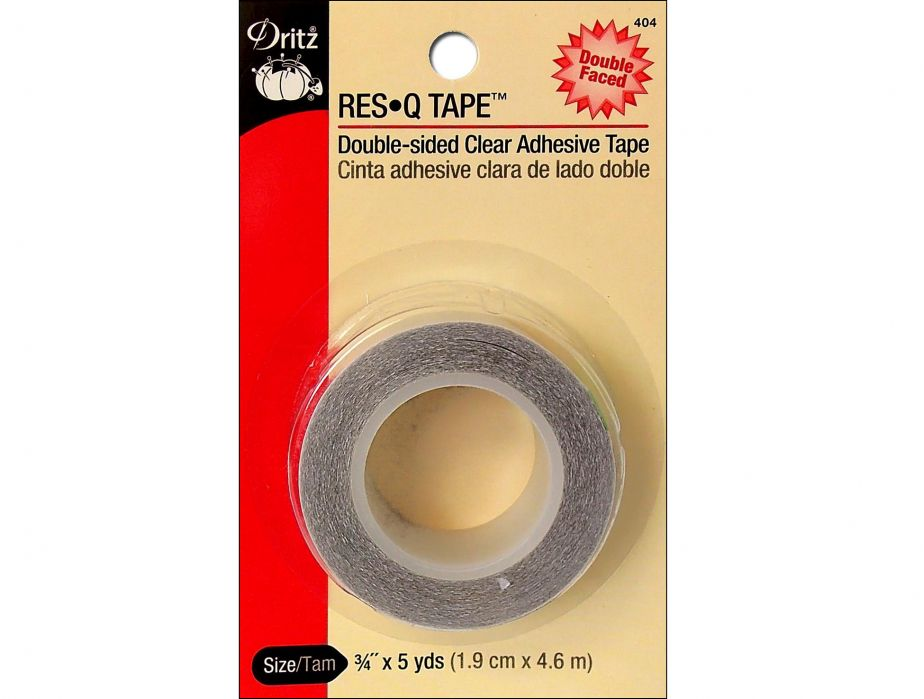 3//4-Inch x 5-Yards Dritz 404 Res-Q-Tape