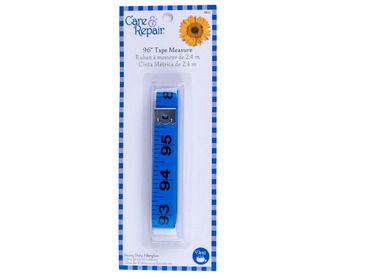 Dritz 96 inch long tape measure.