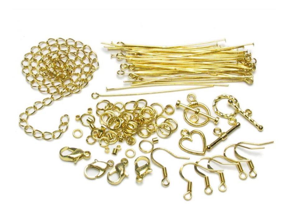 Gold Jewelry Making Starter Kit