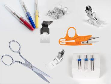 PVC fabric sewing starter kit