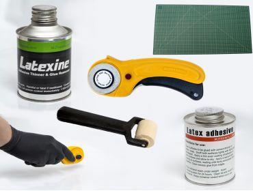 Latex clothing making starter kit