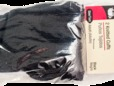 Black cuffs for DIY leggings, jackets, coats, or sweatshirts. thumbnail image.