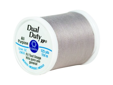 Coats and clark general purpose polyester sewing thread.