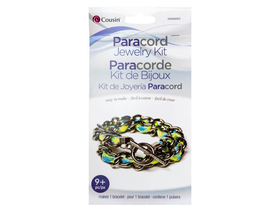 4 color paracord bracelet instructions