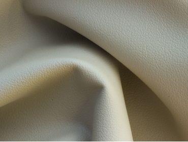 tan four way stretch veggie leather fabric