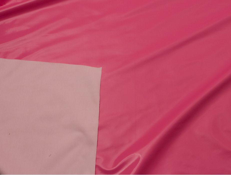 Stretch PVC Fabric: Hot Pink