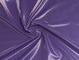 Purple stretch vinyl fabric. thumbnail image.