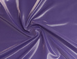 Purple stretch vinyl fabric. thumbnail image.