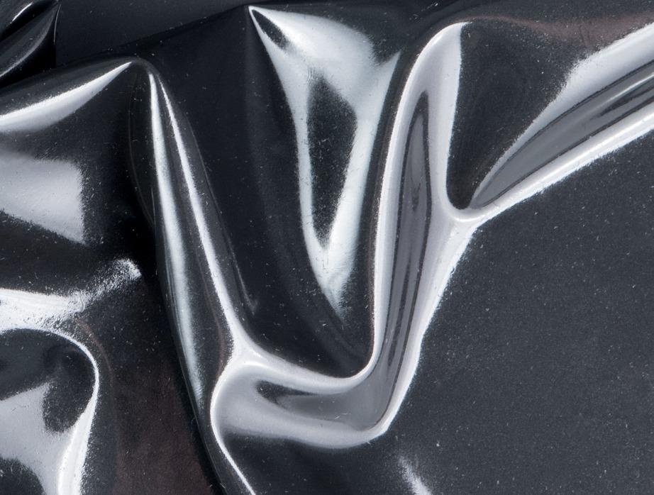 black latex Shiny
