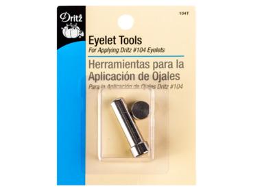 Dritz medium size eyelet setter tool.