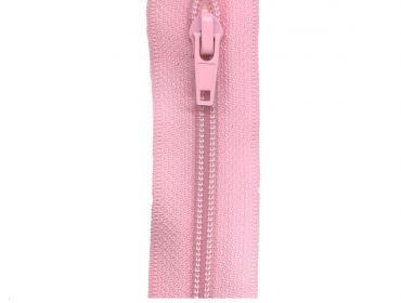 Sullivans custom length light pink zipper kit.