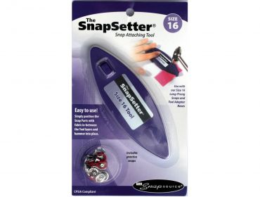 size 16 snap setter tool snapsource