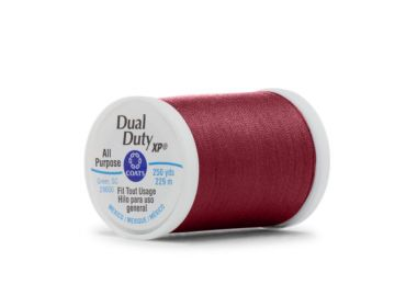 barberry red coats and clark thread