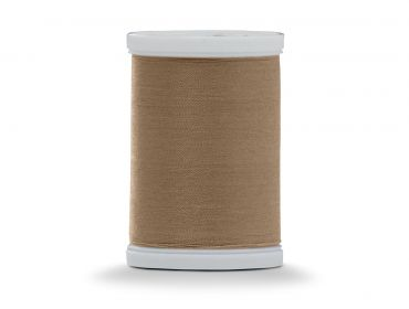 light brown sewing thread