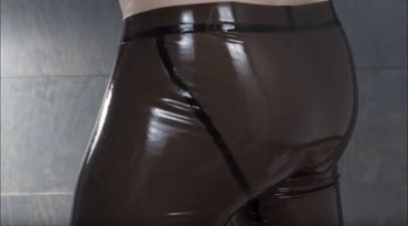 DIY Latex Bikeshort